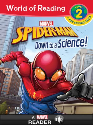 cover image of Spider-Man Down to a Science!