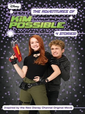cover image of The Adventures of Kim Possible