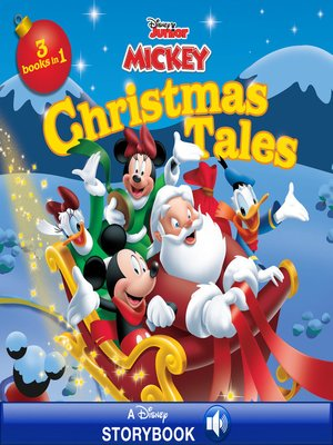 cover image of Disney Junior Mickey Christmas 3-in-1