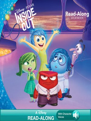 cover image of Inside Out Read-Along Storybook