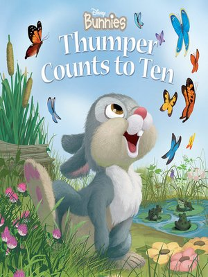 cover image of Thumper Counts to Ten