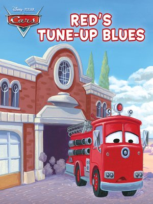 cover image of Red's Tune-up Blues