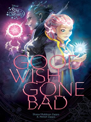 cover image of Good Wish Gone Bad