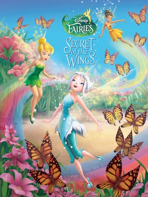 cover image of Secret of the Wings Movie Storybook