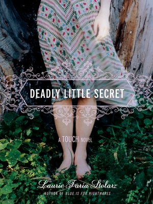 cover image of Deadly Little Secret
