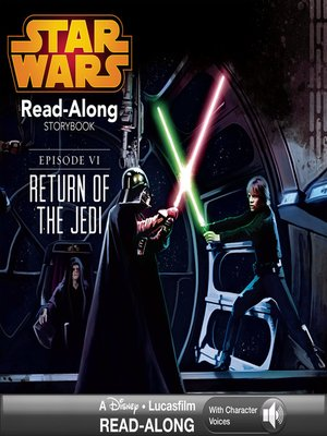 cover image of Return of the Jedi