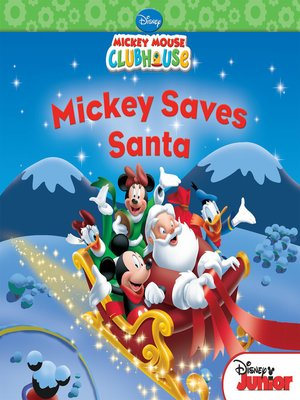 cover image - Mickey Mouse Christmas Videos