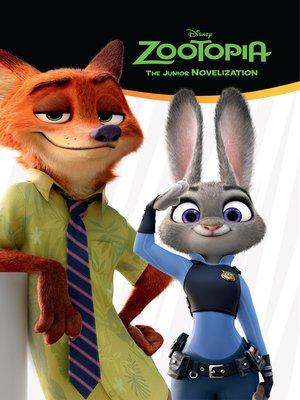 cover image of Zootopia Junior Novel