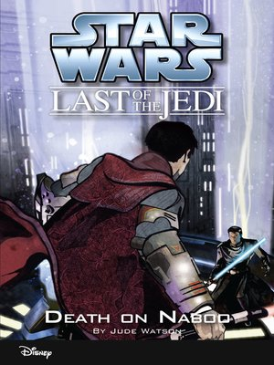 cover image of Star Wars: The Last of the Jedi, Volume 4