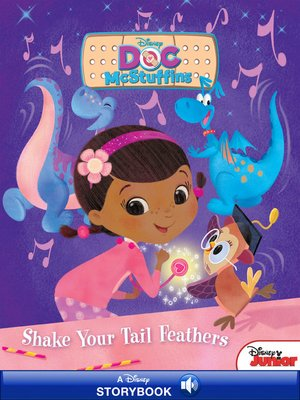 cover image of Shake Your Tail Feathers