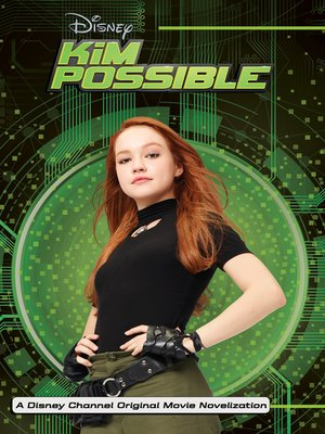 cover image of Kim Possible Junior Novel