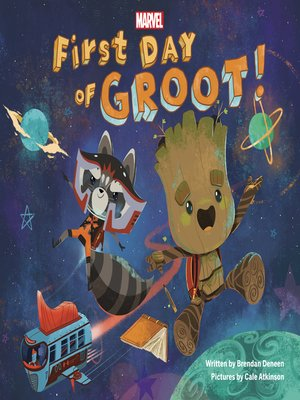 cover image of First Day of Groot!