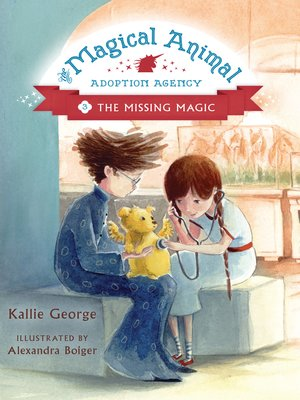cover image of The Missing Magic
