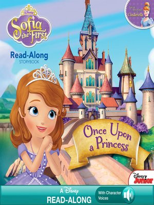 cover image of Sofia the First Read-Along Storybook
