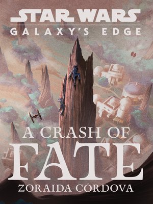cover image of A Crash of Fate