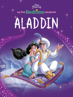 cover image of My First Disney Princess Bedtime Storybook