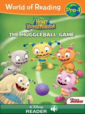 cover image of World of Reading Henry Hugglemonster