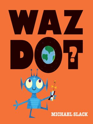 cover image of Wazdot?