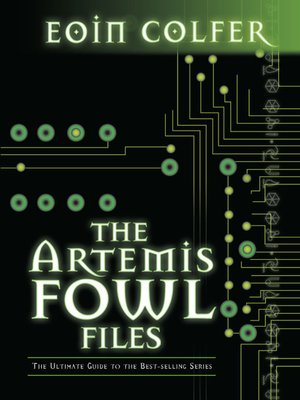 cover image of The Artemis Fowl Files