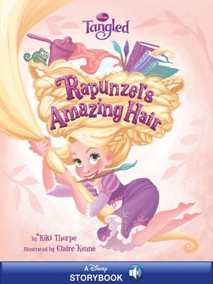 cover image of Rapunzel's Amazing Hair