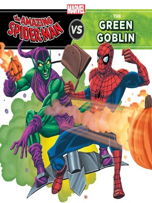 cover image of The Amazing Spider-Man vs. Green Goblin