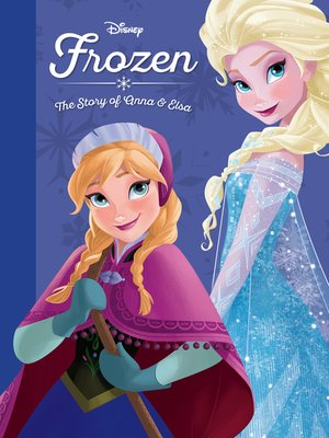 cover image of The Story of Anna and Elsa