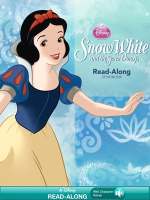 Snow White and the Seven Dwarfs Read-Along Storybook by