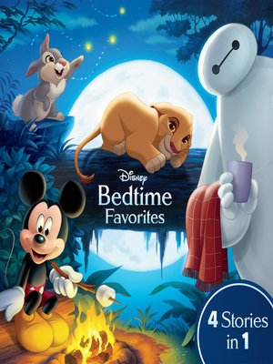 cover image of Bedtime Storybook Collection
