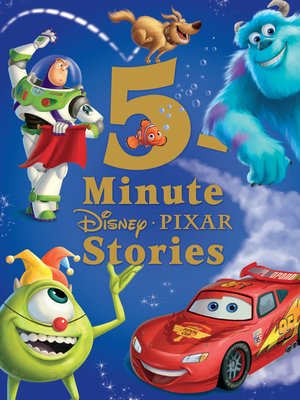 cover image of 5-Minute Disney*Pixar Stories