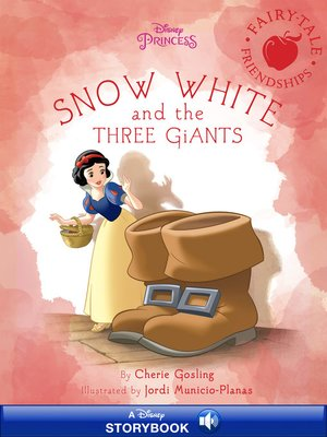 cover image of Snow White and the Three Giants