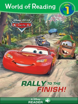 cover image of Rally to the Finish