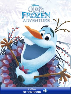 cover image of Olaf's Frozen Adventure