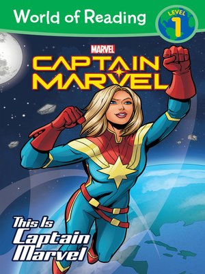 cover image of This is Captain Marvel