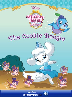 cover image of The Cookie Boogie
