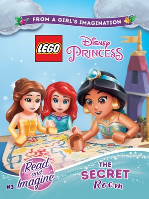 cover image of LEGO Disney Princess Chapter Book 3