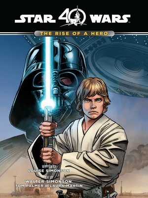 cover image of Star Wars: The Rise of a Hero