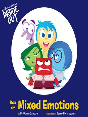 cover image of Inside Out Box of Mixed Emotions