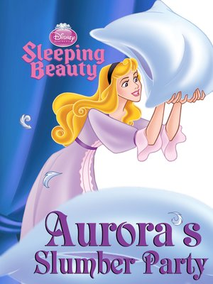 cover image of Aurora's Slumber Party