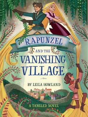 cover image of Rapunzel and the Vanishing Village