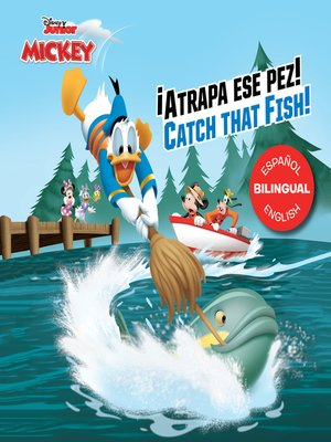 cover image of Catch that Fish! / ¡Atrapa ese pez!