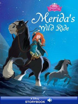 cover image of Merida's Wild Ride