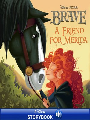 cover image of A Friend for Merida