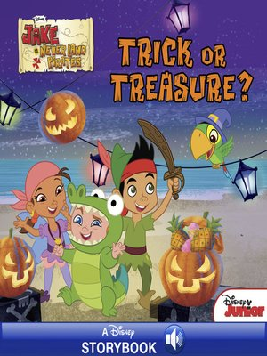 cover image of Trick or Treasure?