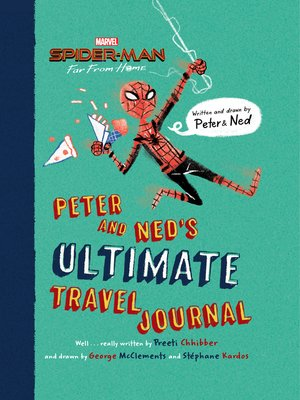cover image of Spider-Man: Far From Home Middle Grade Novel