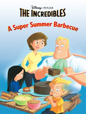 cover image of A Super Summer Barbecue