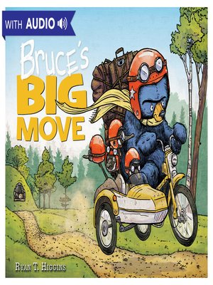 cover image of Bruce's Big Move