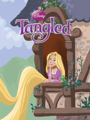 cover image of Tangled Storybook