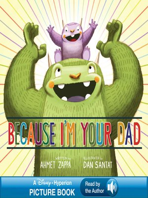 cover image of Because I'm Your Dad