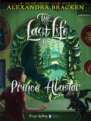 cover image of The Last Life of Prince Alastor