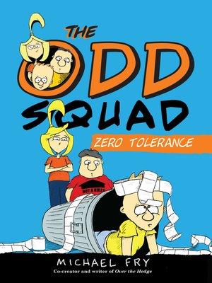 cover image of Zero Tolerance